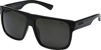Zeal Optics Eldorado (Black Marble/Dark Grey Polarized Lens) Sport Sunglasses