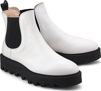 Damen Chelsea Boots in Weiß Shoppen: bis zu −54% | Stylight