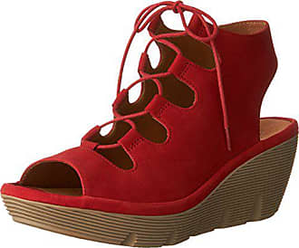 e623daa137b Clarks Womens Clarene Grace Wedges