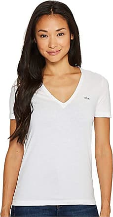 9a79ead9 Lacoste® V-Neck T-Shirts − Sale: up to −30% | Stylight