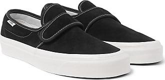 Vans Anaheim 47 V Dx Suede Sneakers - Black