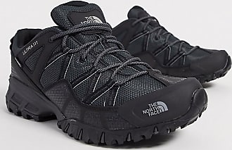 The North Face Ultra 111 trainers in black/grey