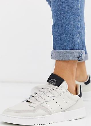 adidas Originals Supercourt - Sneaker in gebrochenem Weiß