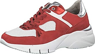 Tamaris® Damen Sneaker Low in Rot | Stylight