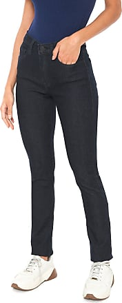 Calvin Klein Jeans Calça Jeans Calvin Klein Jeans Skinny Básica Azul-marinho