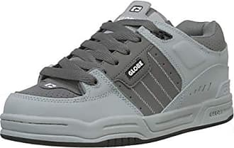f59997bc0469 Globe Fusion, Chaussures de Skateboard Homme - Gris (Charcoal/High Rise  15250)