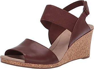 Un Plaza Sling (svart Nubuck) Kile sko for kvinner