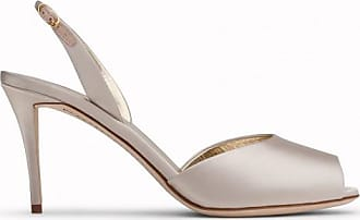 Giuseppe Zanotti 80 mm pink satin sandals with ankle strap FLORENCE