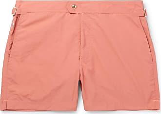 7abf35b804 Tom Ford Slim-fit Mid-length Swim Shorts - Orange