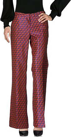 GIULIETTE BROWN PANTALONES - Pantalones en YOOX.COM
