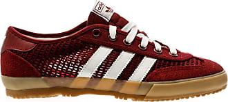 adidas Originals Tischtennis, Collegiate Burgundy-Footwear White-Gum, 10,5