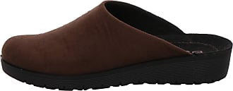 Rohde 4320 Roma Womens Slippers, Size:8 UK, Colour:Brown