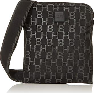 BOSS 50422430 Mens Shoulder Bag, Black, 1x24x20.5 centimeters (B x H x T)