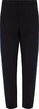 VETEMENTS Side Stripe Trousers Mens Black