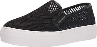 437e1e85e26 Steve Madden Womens Gills-M Sneaker Black 6.5 M US