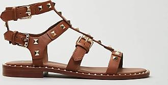 Reposi Calzature Ash - Sandalo in pelle cuoio