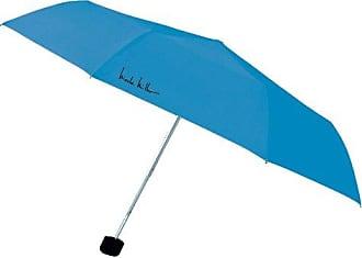Nicole Miller Luggage 42 Ultra Lite Supermini Umbrella with Eyeglass Case, Blue Jay