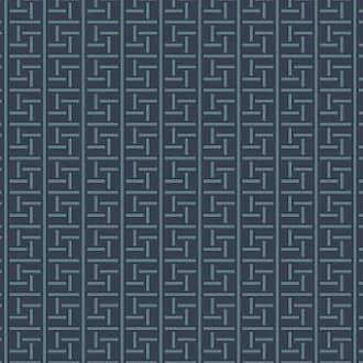 York Wallcoverings Tapete Oriental Filigree