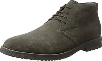 Geox Mens Brandled 3 Oxford, mud, 43.5 EU/10.5 M US