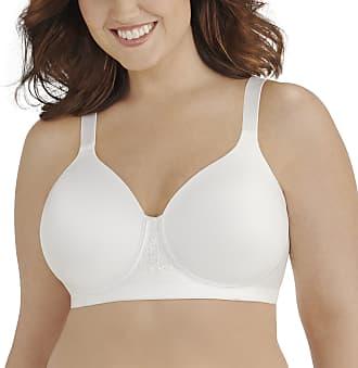 Vanity Fair Womens Beauty Back Full Figure Wirefree Bra 71380, Star White, 38 E