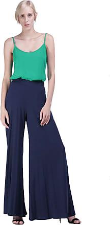 Amazônia Vital Calça Pantalona Avila Blue Gênero:Feminino;Cor:Azul;Tamanho:P