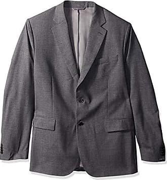 J.Lindeberg Mens Tech Wool Blazer, Stone Grey, 54