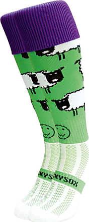 Wackysox Love Ewe Sports Socks, Rugby Socks, Hockey Socks