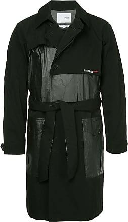 Yoshiokubo Duster coat - Black