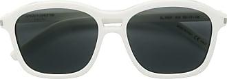 Saint Laurent Eyewear SL25 sunglasses - Branco
