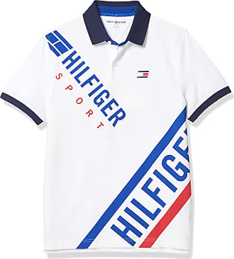 Speedy Pros Polo Shirts for Men Tennessee State Flag Letters Embroidery Cotton