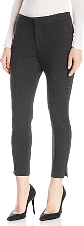 NYDJ womensBetty Ankle Pants in Ponte Knit Pants - Gray - 14 28