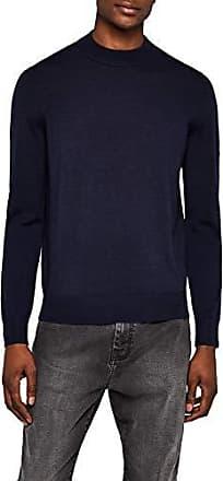 Marke MERAKI Merino Pullover Herren mit V-Ausschnitt