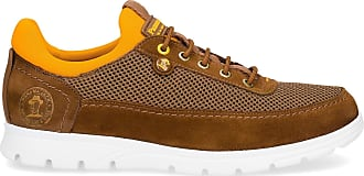 Panama Jack Mens Shoes Davor C22 Velour Cuero/Bark 41 EU