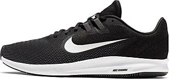 Nike Downshifter 9 Laufschuhe Herren in black-white-anthracite-cool grey, Größe 45 1/2