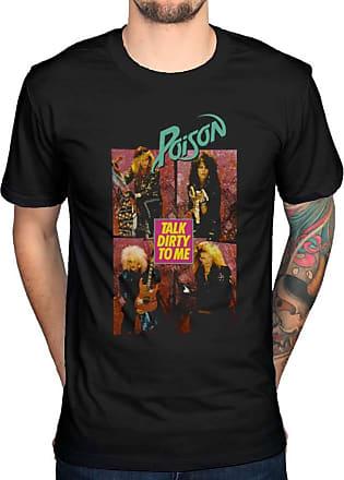 AWDIP Official Poison Talk Dirty T-Shirt Black