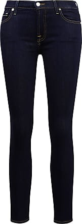 7 For All Mankind Jeans The Skinny Crop Dunkelblau