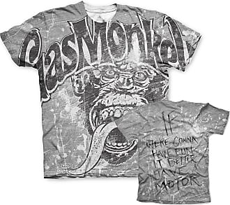 Gas Monkey Garage Full Allover T-Shirt (XX-Large)