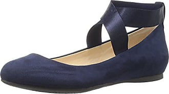 Jessica Simpson Womens Mandayss Ballet Flat,Dark Midnight,5.5 M US