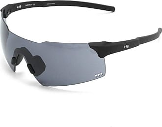 HB Óculos de Sol Hb Quad V Matte Black | Gray
