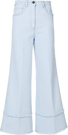 Miu Miu wide-leg jeans - Blue