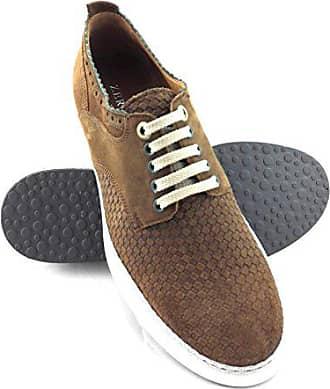 Zerimar Herren Freizeitschuhe Schuh mit Leder Casual Schuh schöne Leder  sportlich Schuh für den Mann hochwertige 613432341e