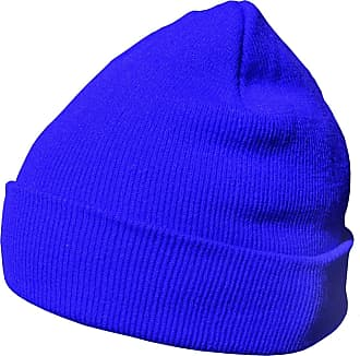 DonDon winter hat beanie warm classical design modern and soft blue