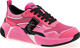 Blauer Sneakers Basse Donna FUXIA