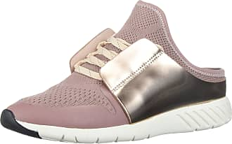 Dolce Vita Womens Braun Sneaker, Rose Gold Knit, 5.5 UK