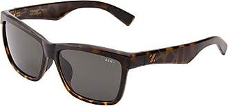 Zeal Optics Kennedy (Torched Tortoise w/Dark Grey Polarized Lens) Sport Sunglasses