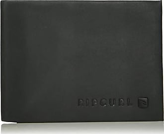 Rip Curl Mens Seamless RFID All Day ZF Wallet, black 1SZ