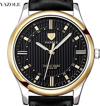 Yazole Relógio de Luxo Yazole D357 à Prova d água (3)