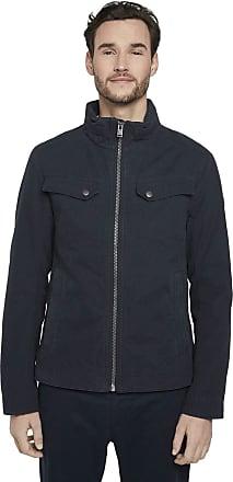Tom Tailor Mens Cotton Touch Jacket, (10668-Sky Captain Blue), Xx-Large
