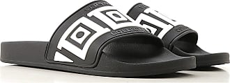 Versace Slip on Sneakers for Men On Sale, Black, Rubber, 2017, 10 10.5 8