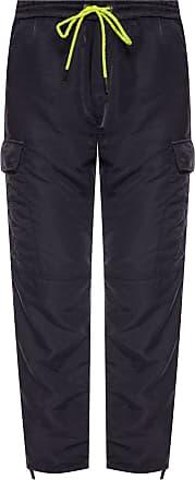 Iceberg Branded Trousers Mens Navy Blue